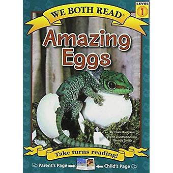 Amazing Eggs by Fran Hodgkins - Wendy Smith - 9781601152527 Book