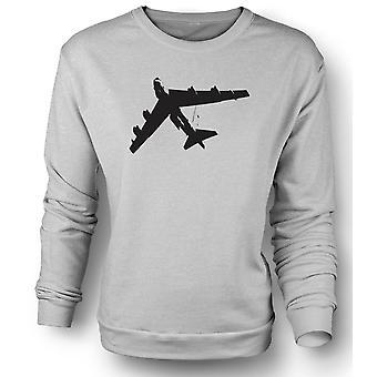 Womens Sweatshirt B52 - død ovenfra - krigen