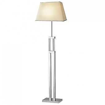 Domain Floor Lamp Complete With Shade Dom121