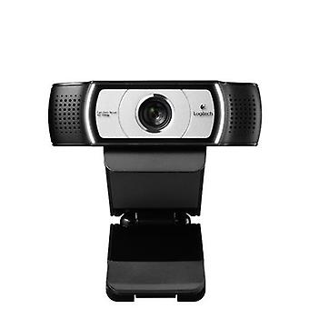 Logitech c930e webcam 1080p zoom digitale 4x microfono nero