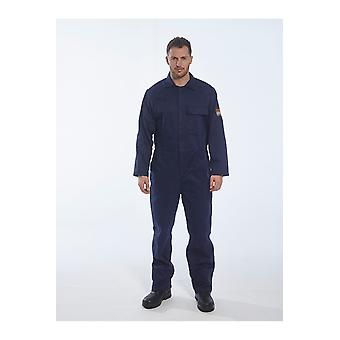 Portwest ce safe - welder coverall c030