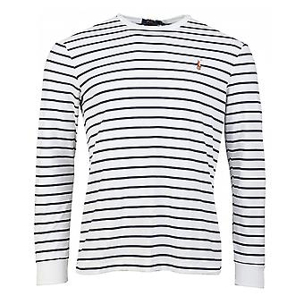 Polo Ralph Lauren Polo Ralph Lauren Slim Fit Striped T-shirt