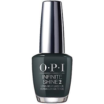 OPI Infinite Shine Things Ive Seen In Aber-Green - Scotland 2019 Fall Nail Polish Collection (ISLU15) 15ml