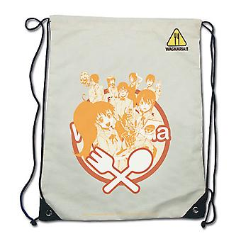 String Backpack - Wagnaria!! - Group New Anime Draw Sling Bag ge11657