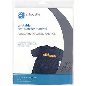 Silhouette Printable Heat Transfer Material 8.5