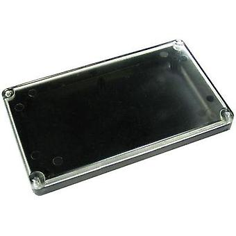 Universal enclosure 120 x 70 x 15 PVC Black Kemo G090 1 pc(s)
