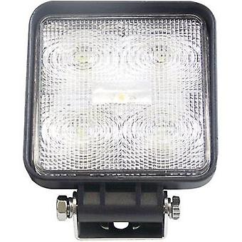 Working light Berger & Schröter LED working light 5x3 W, 1150 l 12 V, 24 V (W x H x D) 110 x 110 x 41 mm 900 lm