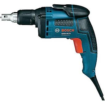 Bosch Professional GSR 6-45 TE Dry wall screwdriver (mains powered)