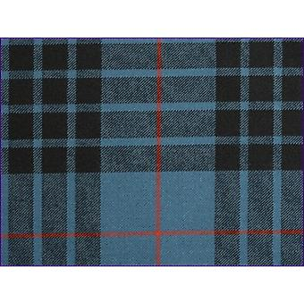 Mackay Blue, Ancient - Pure Wool Tartan