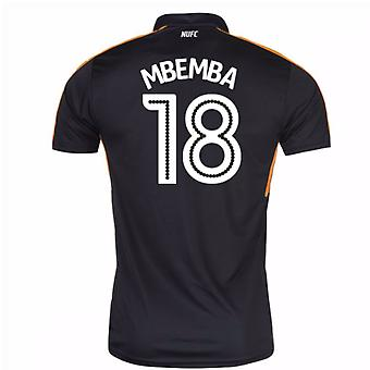 2016-17 Newcastle Away Shirt (Mbemba 18)
