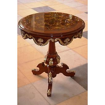 Baroque table antique style coffee table MoTa1144