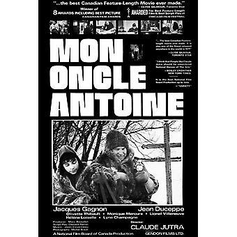 Mon Oncle Antoine Movie Poster Print (27 x 40)