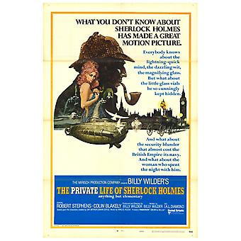 The Private Life of Sherlock Holmes Movie Poster Print (27 x 40)