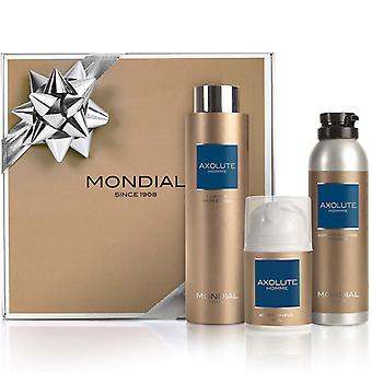 Mondial Axolute-II Luxury Mens Gift Pack