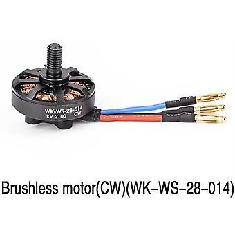 Borstelloze motor (tegen de klok) (WK-WS-28-014)