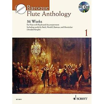 Baroque Flute Anthology by Annabel Knight