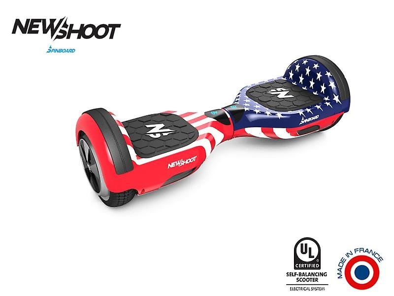 hoverboard spinboard © stadium of america
