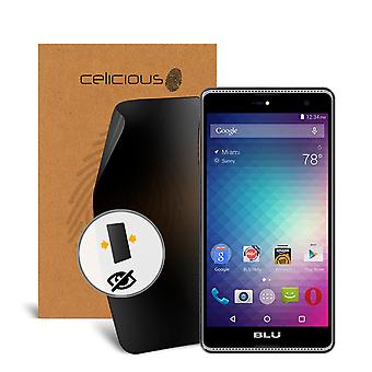 Celicious Privacy BLU Grand 5.5 HD [2-Way] Filter Screen Protector