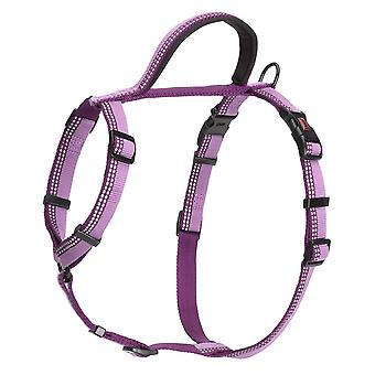 Halti Nylon Walking Harness Purple Medium 56-76cm