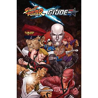 Street Fighter X Gi Joe by Sitterson Aubrey