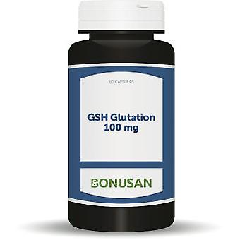 Bonusan Gsh Glutathione 100Mg. 60 Cap. (Vitamins & supplements , Special supplements)