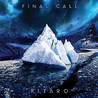 Kitaro - sidste indkaldelse [Vinyl] USA importerer