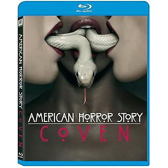American Horror Story: Coven Complete Third Season [BLU-RAY] USA import