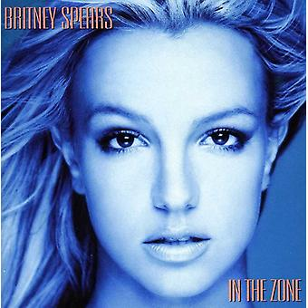 Britney Spears - dans l'import USA Zone [CD]