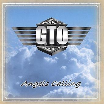 Gto - Angels Calling [CD] USA import
