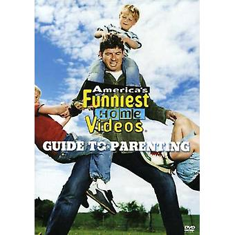 America's Funniest Home Videos: Guide to Parenting [DVD] USA import