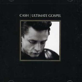 Johnny Cash - Bargeld-Ultimate Gospel [CD] USA import