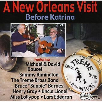 Michael Doucet - New Orleans besøg: Før Katrina [CD] USA import