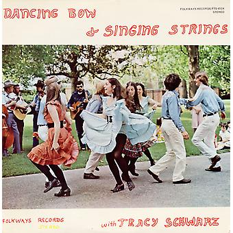 Tracy Schwarz - Dancing Bow & Singing Strings [CD] USA import