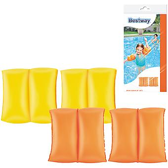 Intex Manguitos-Brazaletes Flúor (Outdoor , Pool And Water Games , Cuffs And Floats)