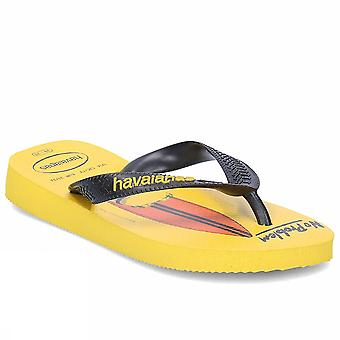 Havaianas kids minions 4133126 4426Citrusyel young sea shoes