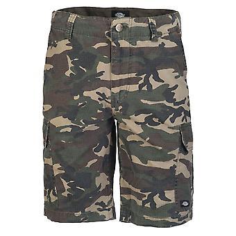 DICKIES Mens New York Short – Camouflage Work Shorts 01 220065 CF mens workwear