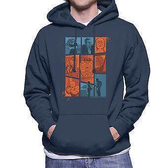 World We Deserve True Detective Men's Hooded Sweatshirt