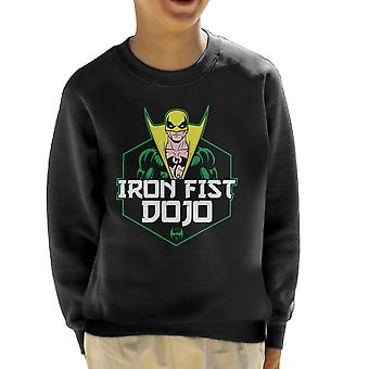 Iron Fist Dojo Kid's Sweatshirt