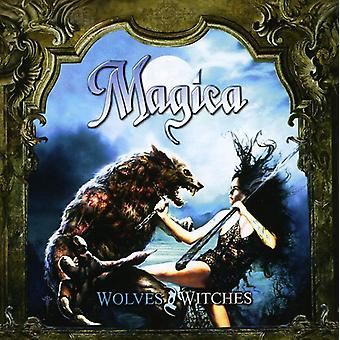 Magica - vargar & häxor [CD] USA import