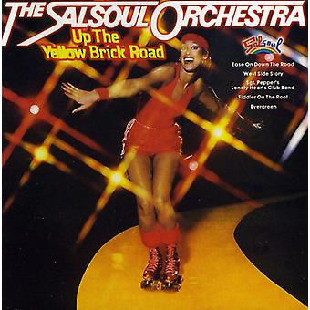 Salsoul Orchestra - Up the Yellow Brick Road [CD] USA import