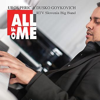 Peric, Uros / Goykovich, Dusko - alle Me [CD] USA import