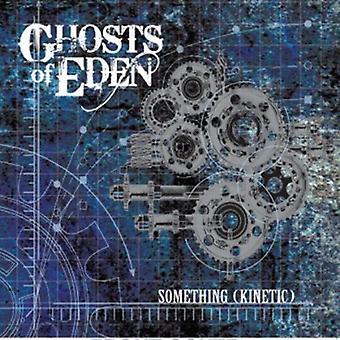 Fantasmas del Edén - algo cinética [CD] USA importar