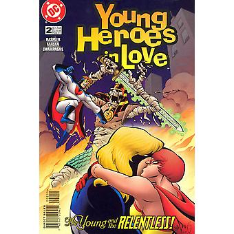 Young Heroes in Love No. 2 (comic)