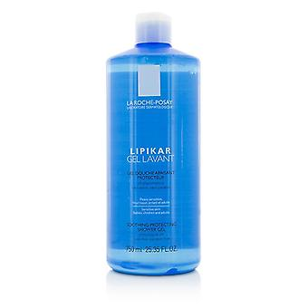 La Roche Posay Lipikar Gel Lavant Soothing Protecting Shower Gel 750ml/25.35oz