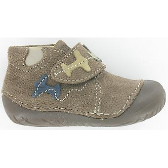 Primigi Boys 8001377 Pre-walkers Brown