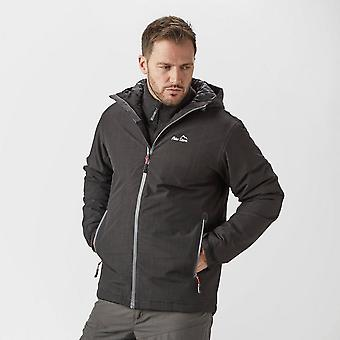Peter Storm Men's Typhoon Walking Hiking Jacket Black