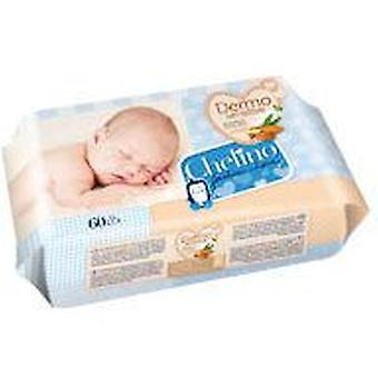 Indas Chelino Infant Wipes 60 Units (Childhood , Diaper and changers , Wipes )