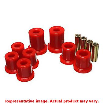 Energy Suspension Control Arm Bushing Set 8.3128R Red Front Fits:LEXUS 2003 - 2