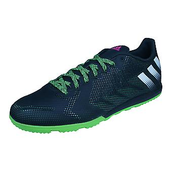 Adidas Ace 16.1 Cage Mens Astro Turf Football formateurs / bottes - noir
