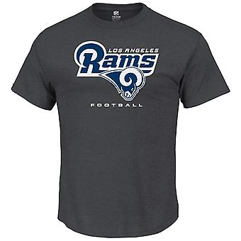 Majestic OUR TEAM Shirt - Los Angeles Rams charcoal